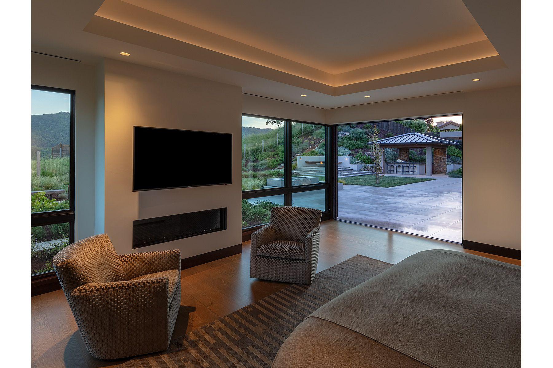 Francis Garcia Architect, Wendi Zampino Interior Design