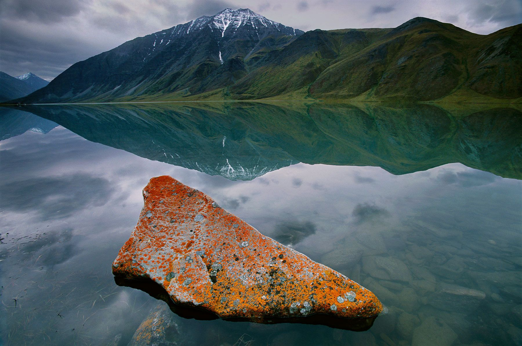 Lake Peters, Arctic National Wildlife Refuge, AK