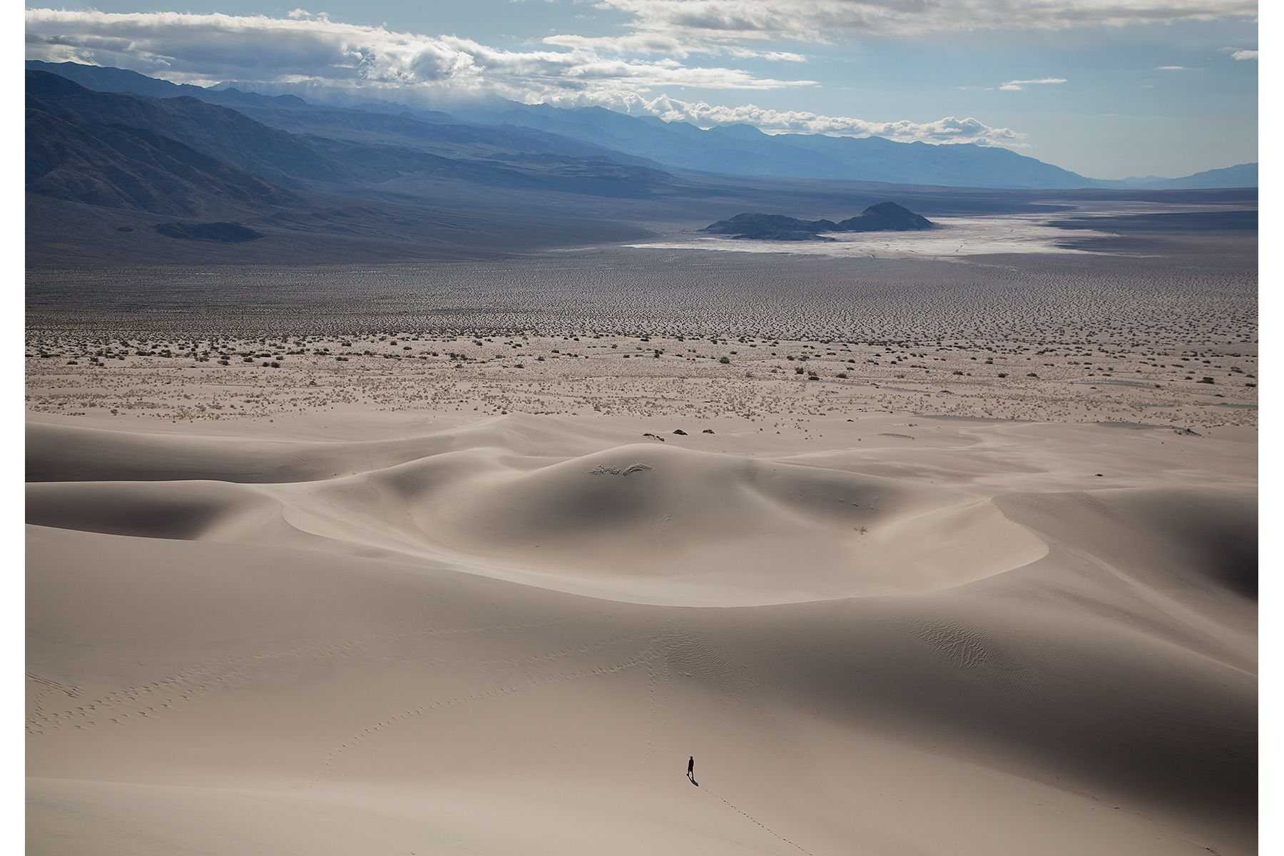 Panamint Valley Sand Dunes