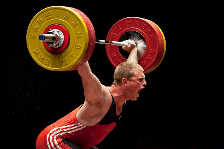 2008 Olympic Weightlifting Trials
