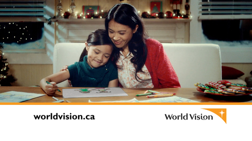 World Vision: There's an Art to Changing the World