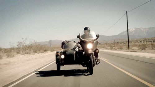 "Ural Motorcycles ""The Sidecar"""