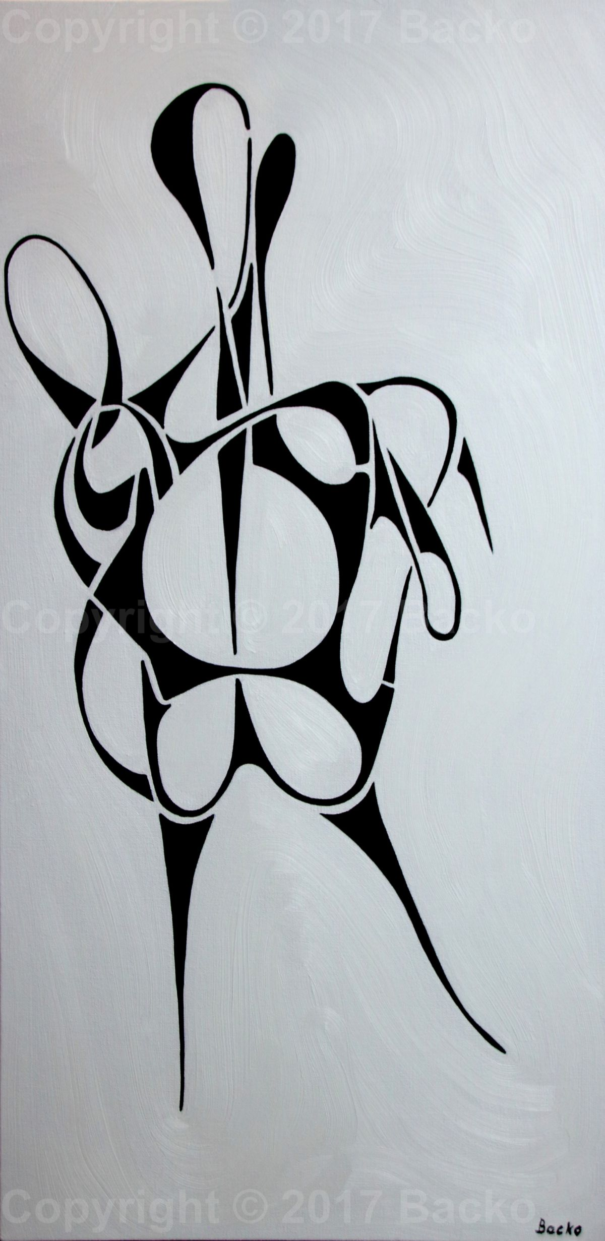 Symbiosis triptych - part three