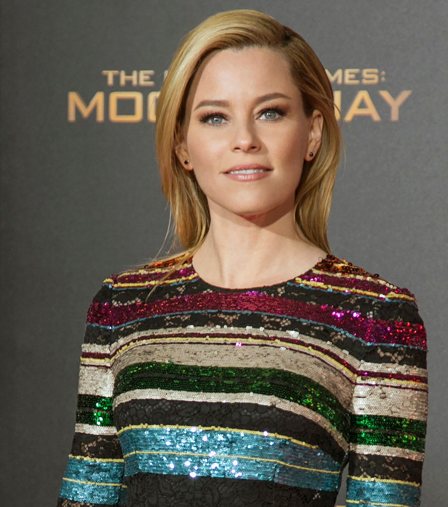 Actress Elizabeth Banks