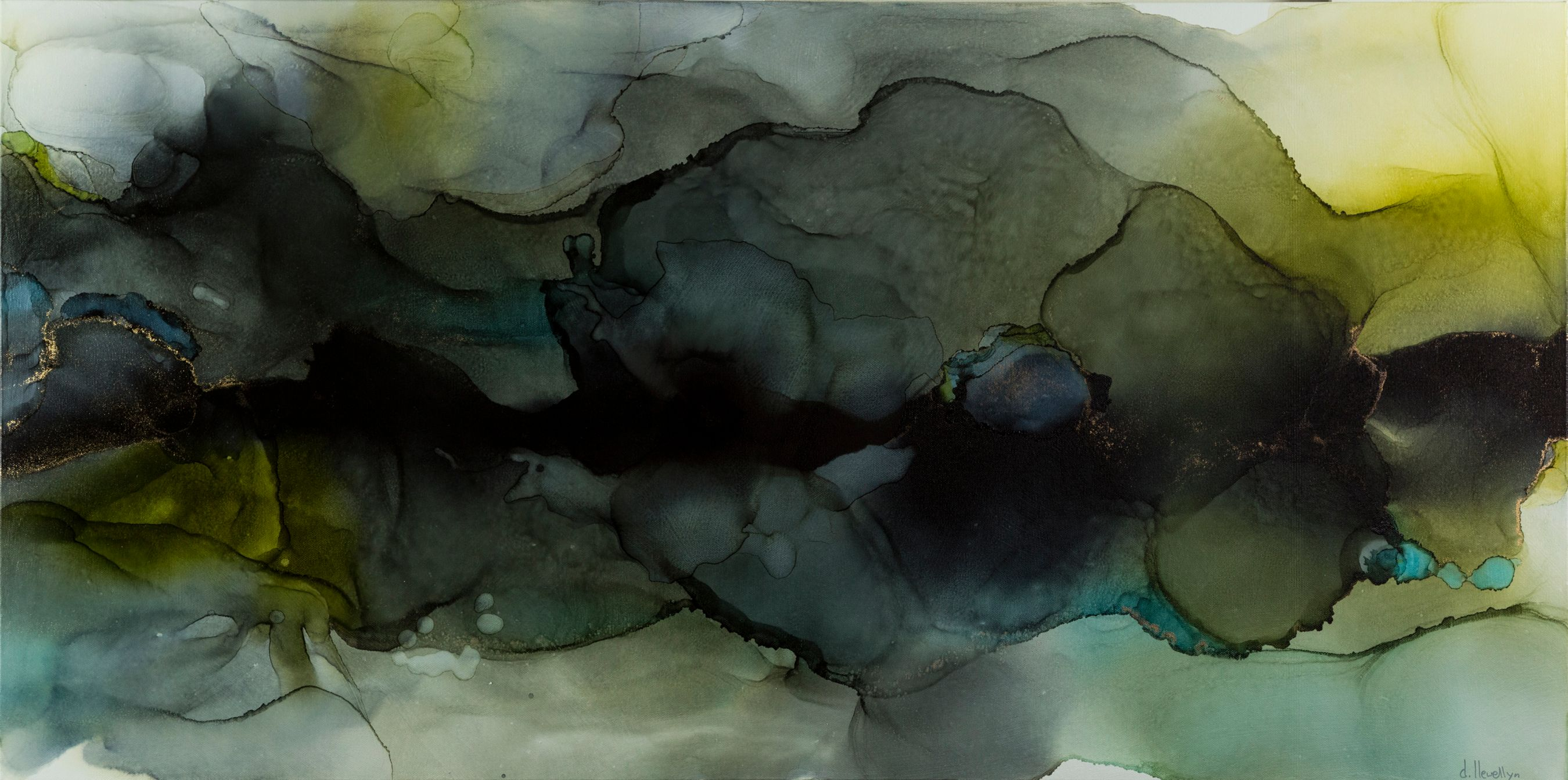 """Land Of Cosmo    48"""" x 24"""""""
