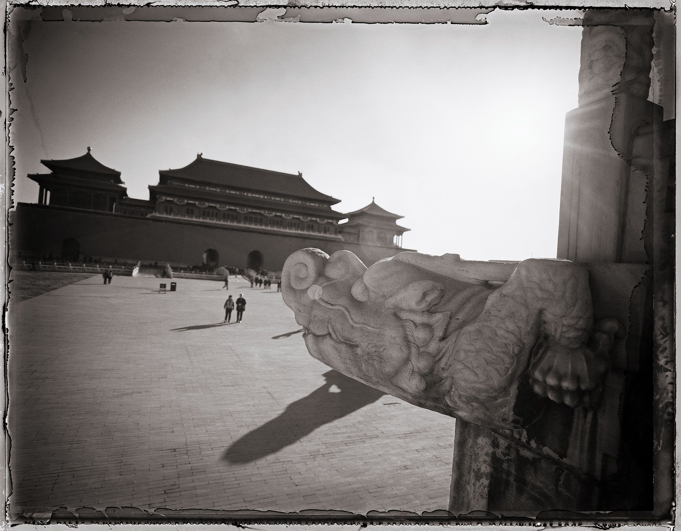 Forbidden City #2, Beijing