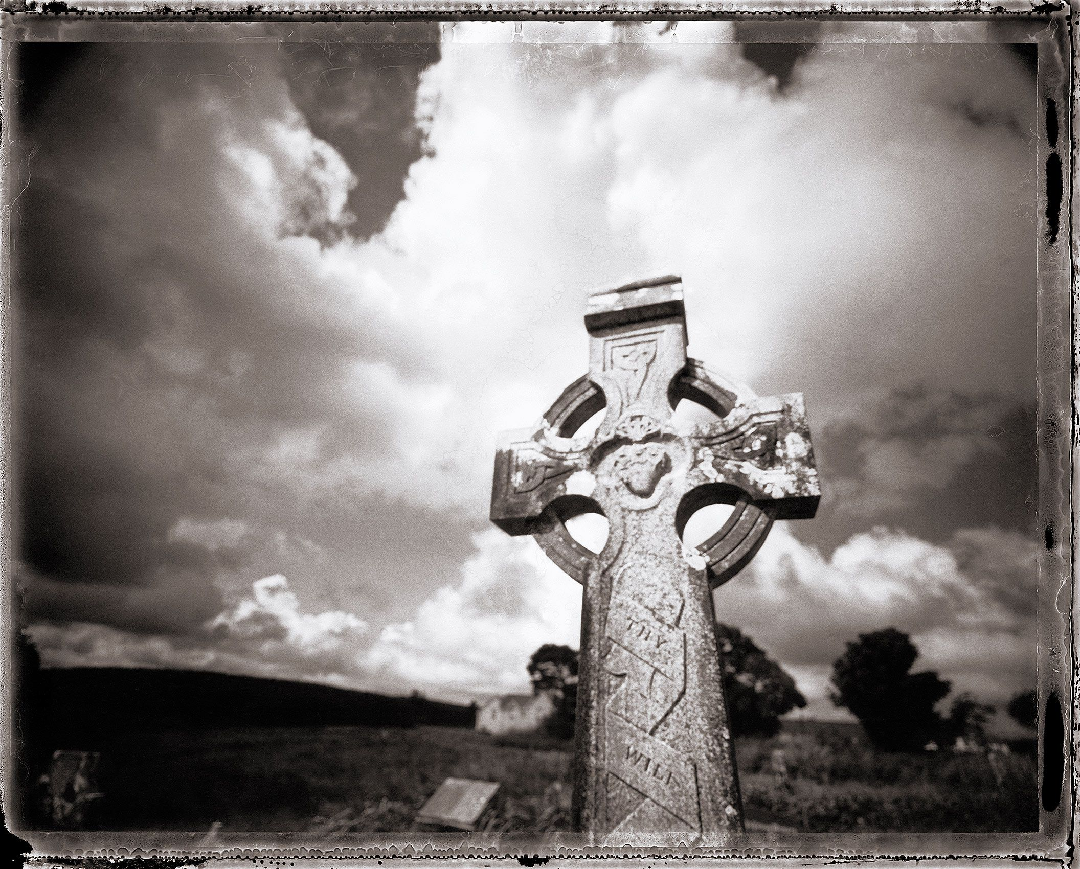 Stone Cross, County Clare, Ireland