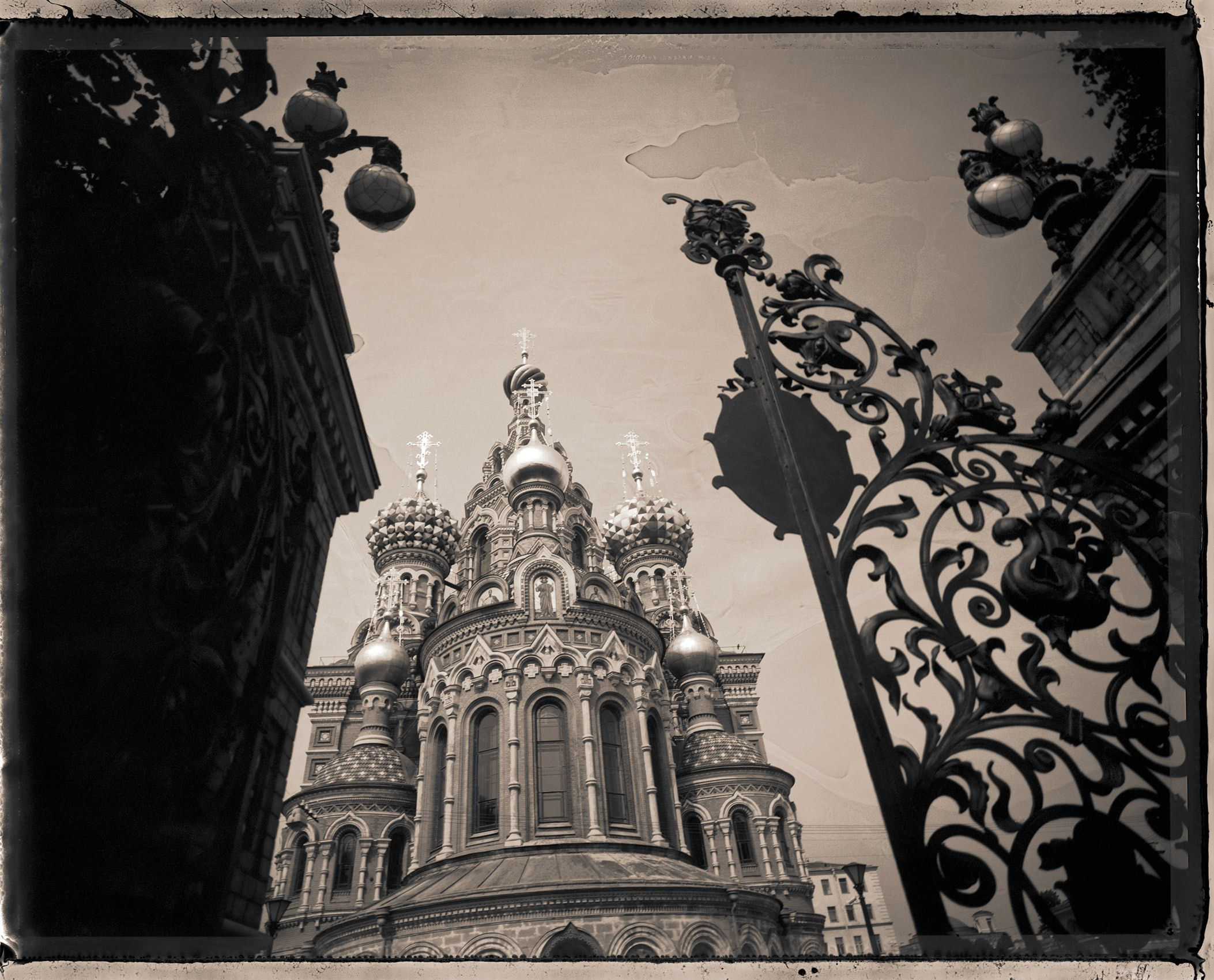 Church of the Saviour on the Spilled Blood, St. Petersburg, Russia