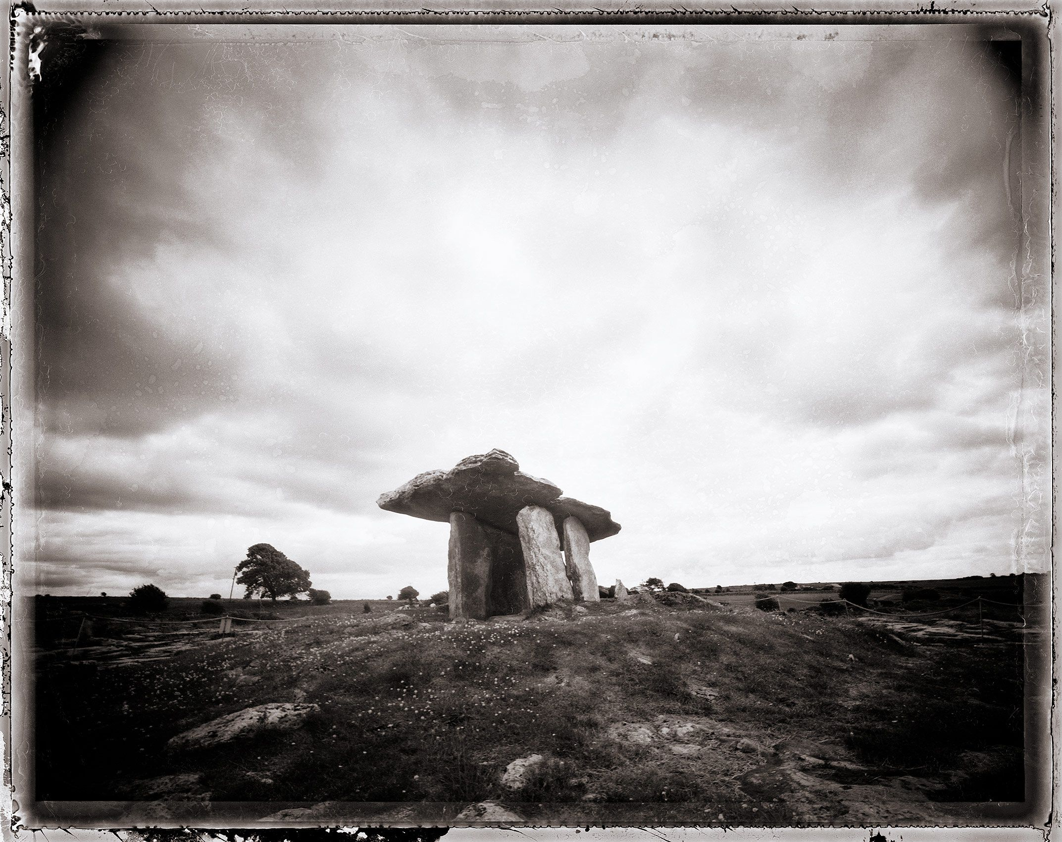 Poulnabrone Dolman, The Burren, Ireland