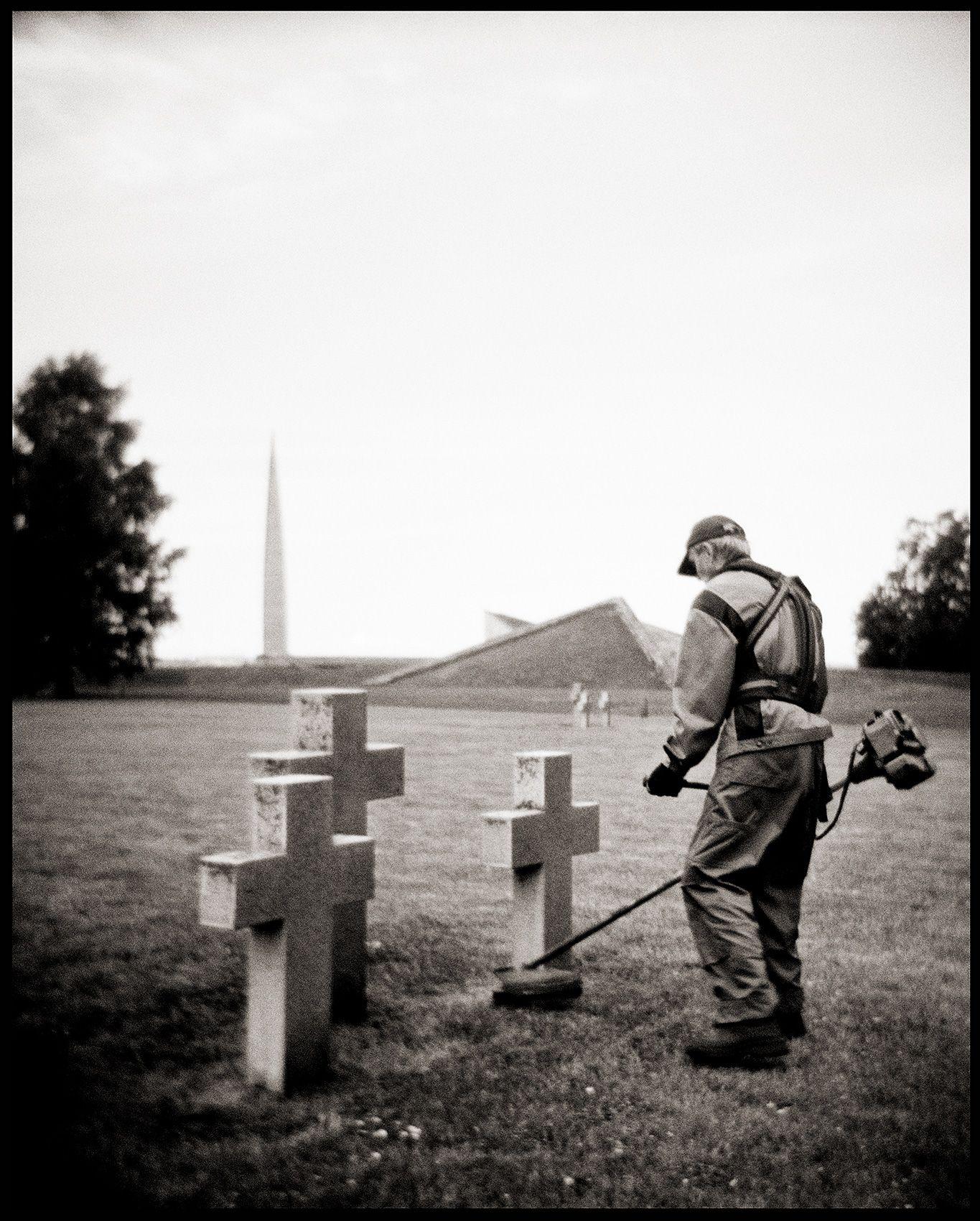 Cemetery Grasscutter