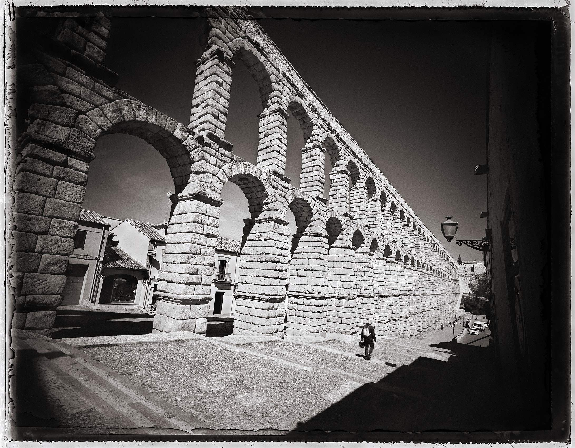 Aqueduct of Segovia #2