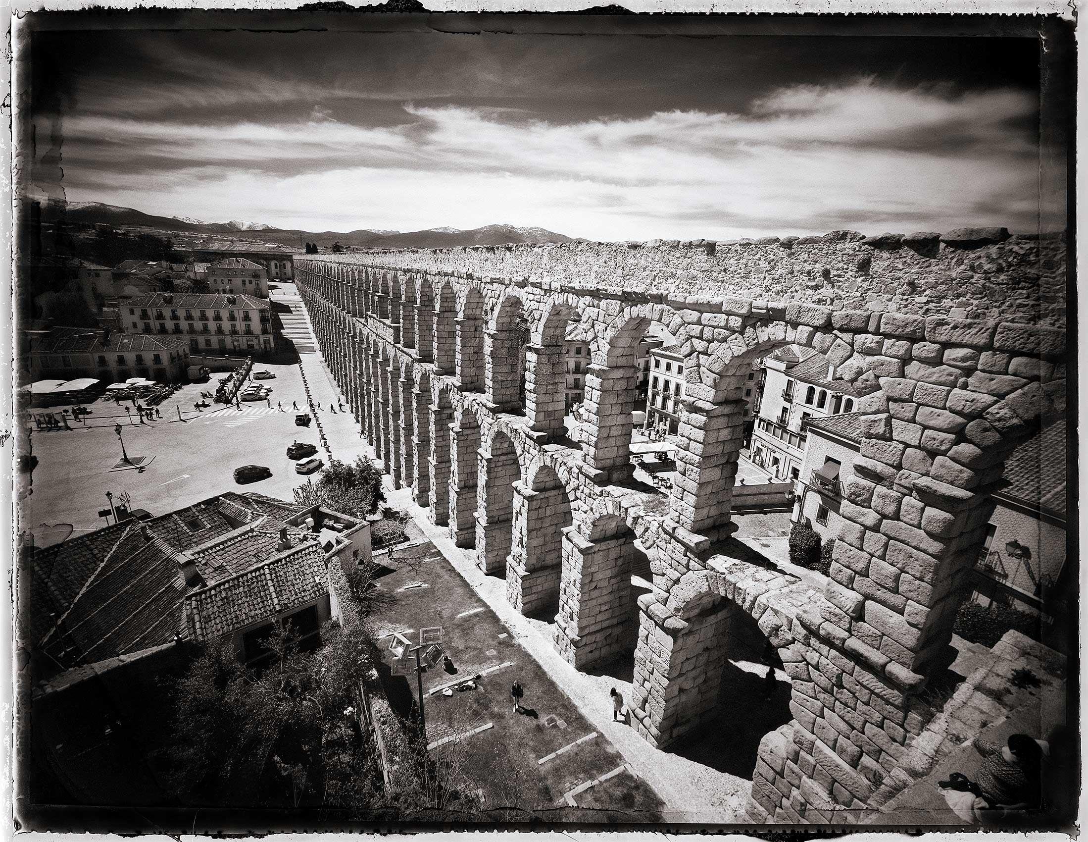 Aqueduct of Segovia #1