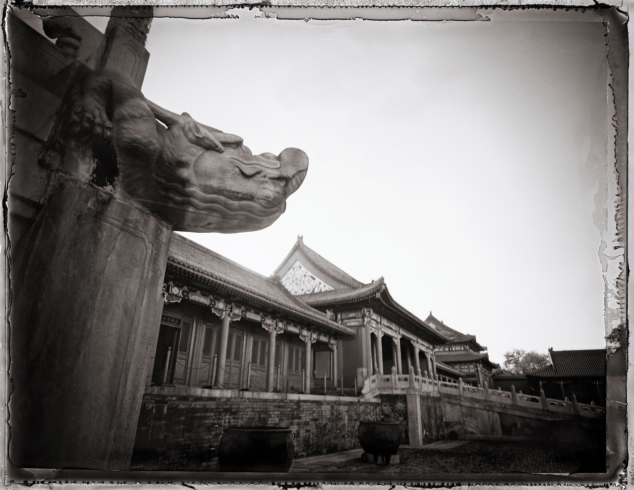 Forbidden City #1, Beijing