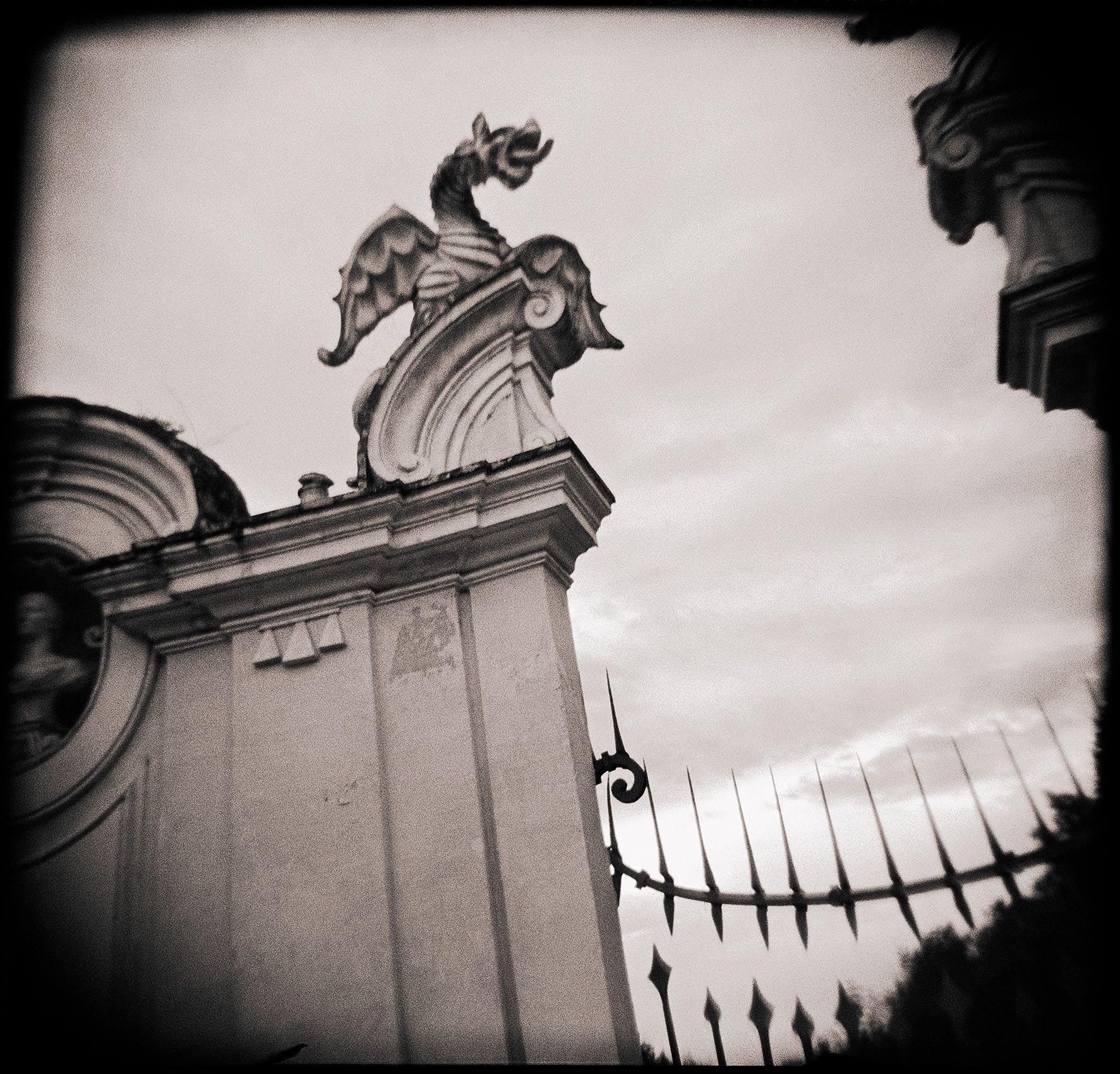 Villa Borghese Gate