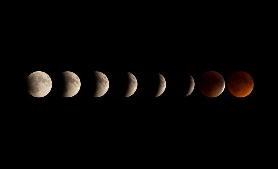 Blood Moon Eclipse 09/27/2015