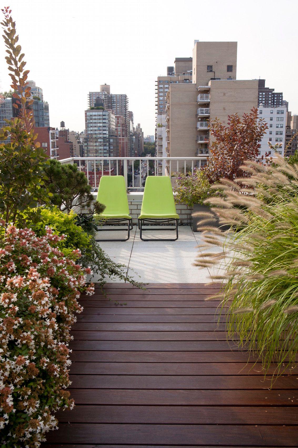 Upper East Side Roofgarden