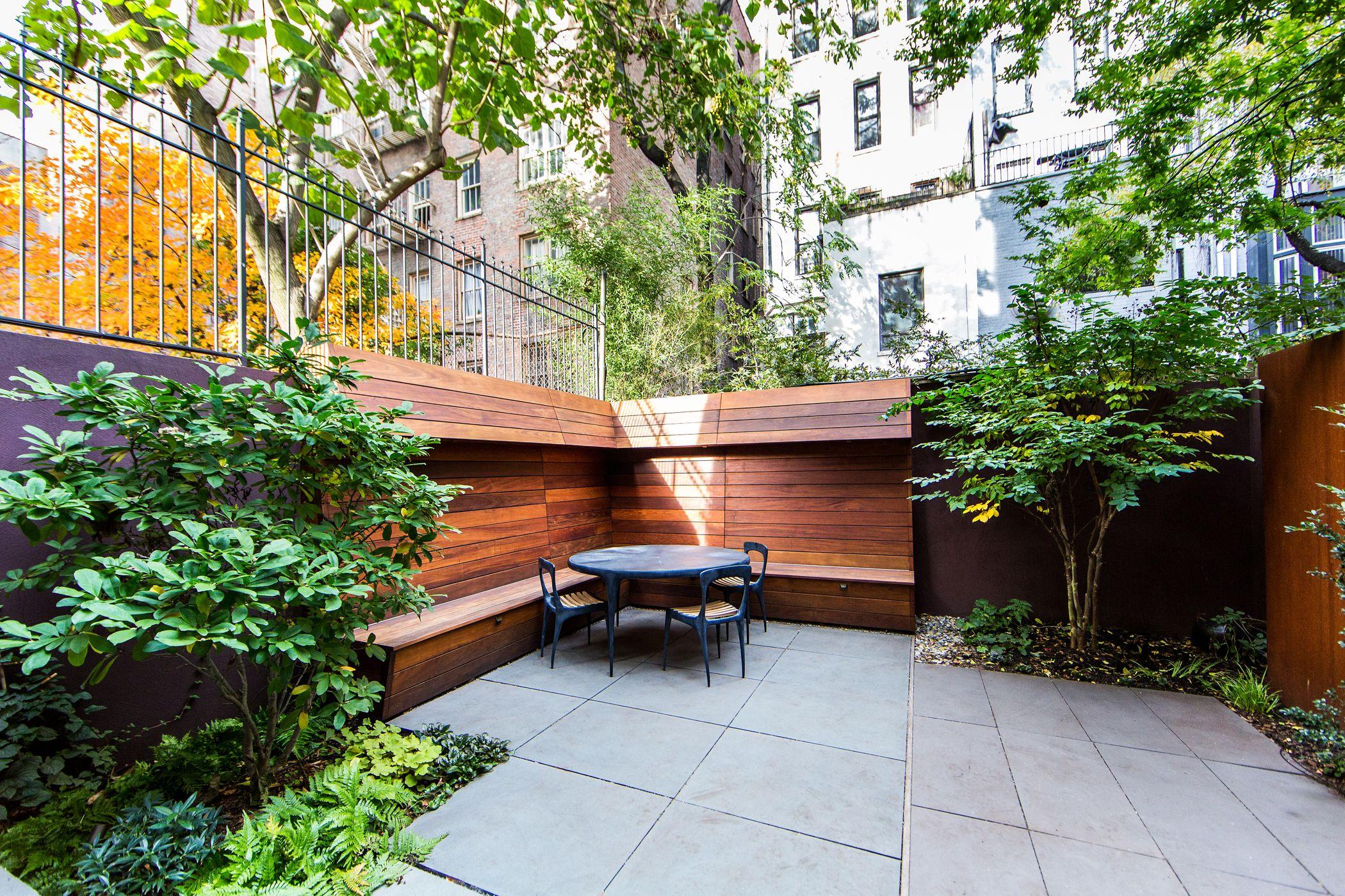 West 87th Street Garden
