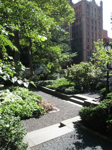 Tudor City Parks - Master Plan
