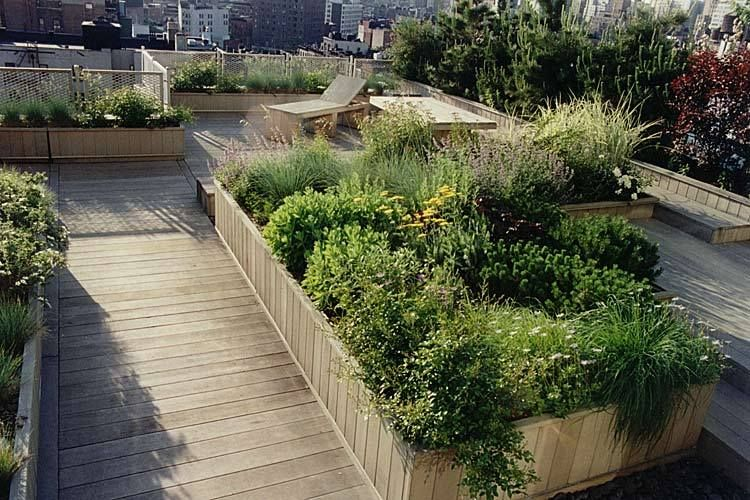 Two Fifth Avenue Roofgarden