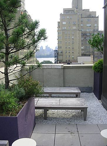 Upper West Side Roofgarden