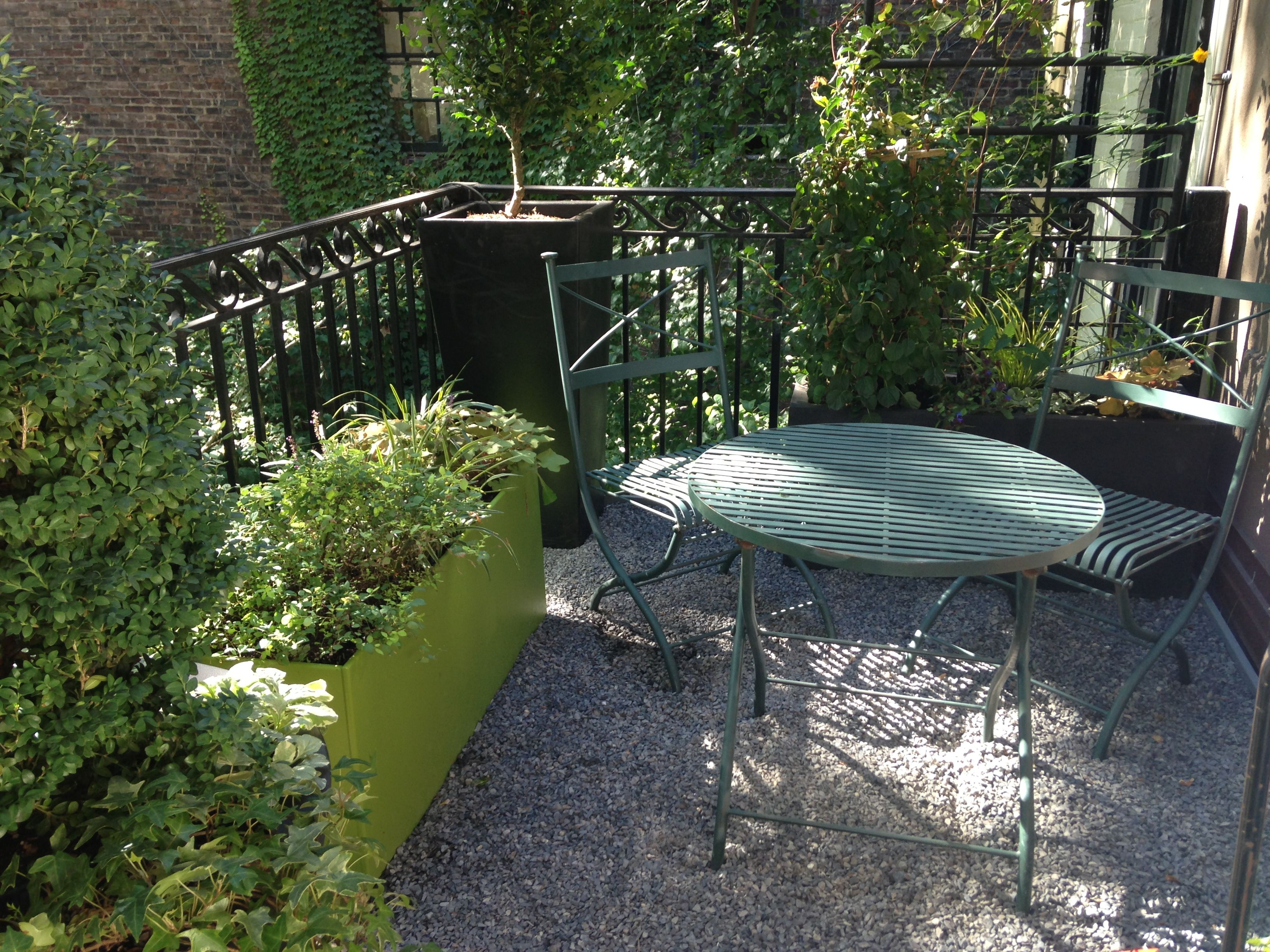 Irving Place Garden