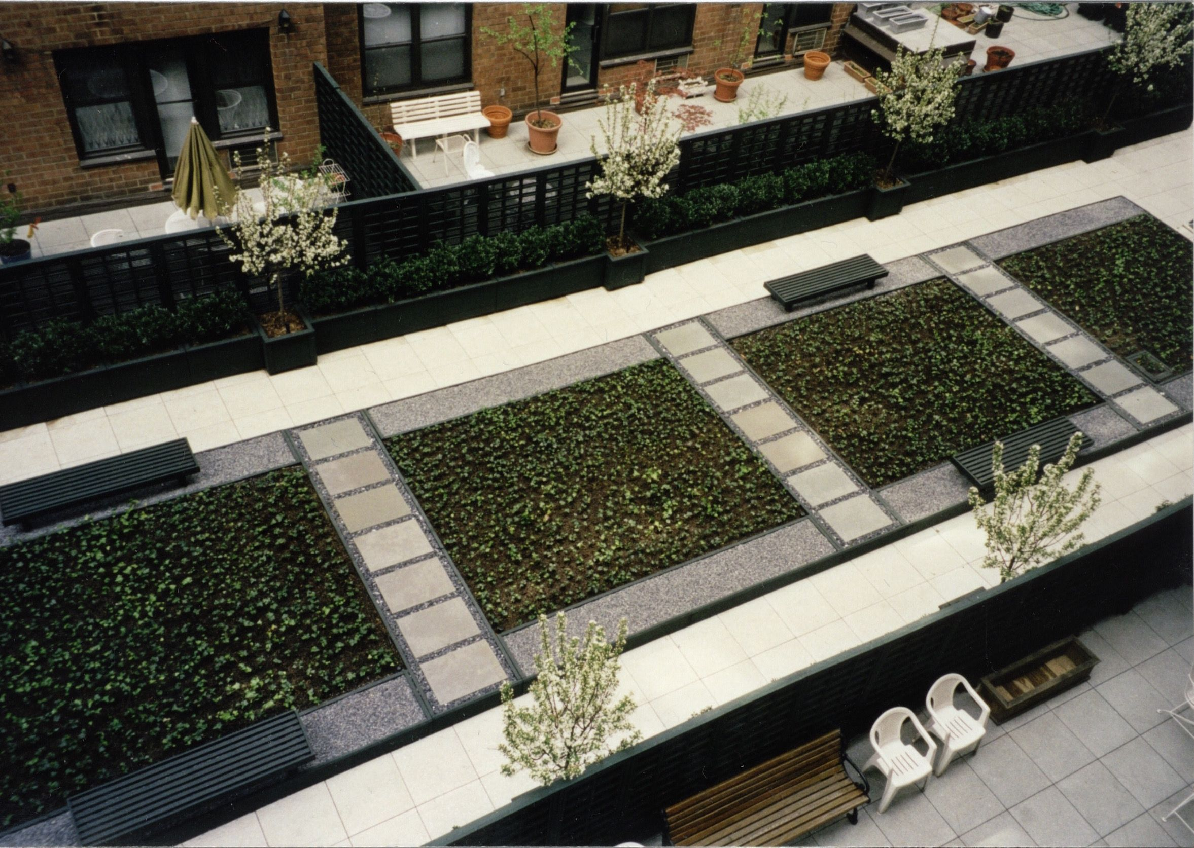 Two Tudor City Place Roof Garden