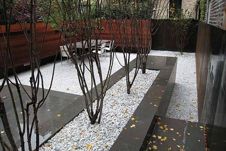 Waverly Place Brownstone Garden
