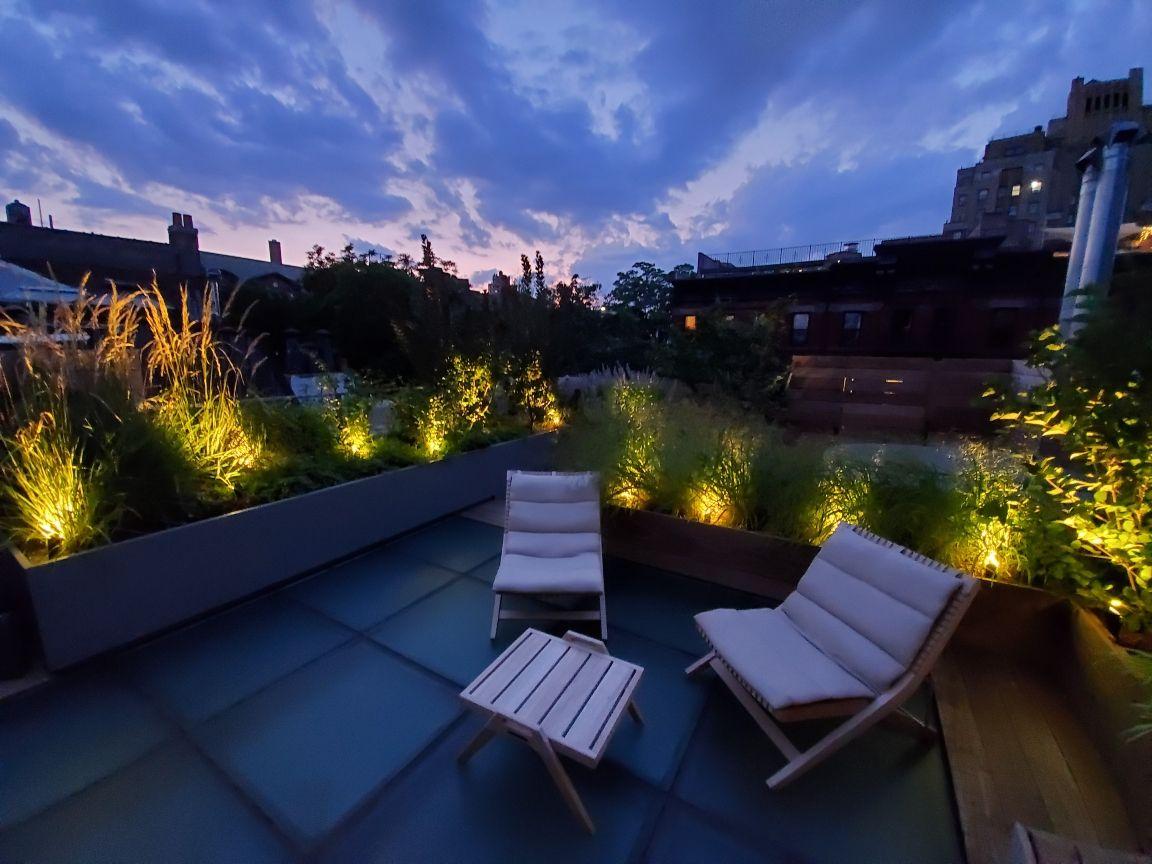 Skylight Garden in West Village