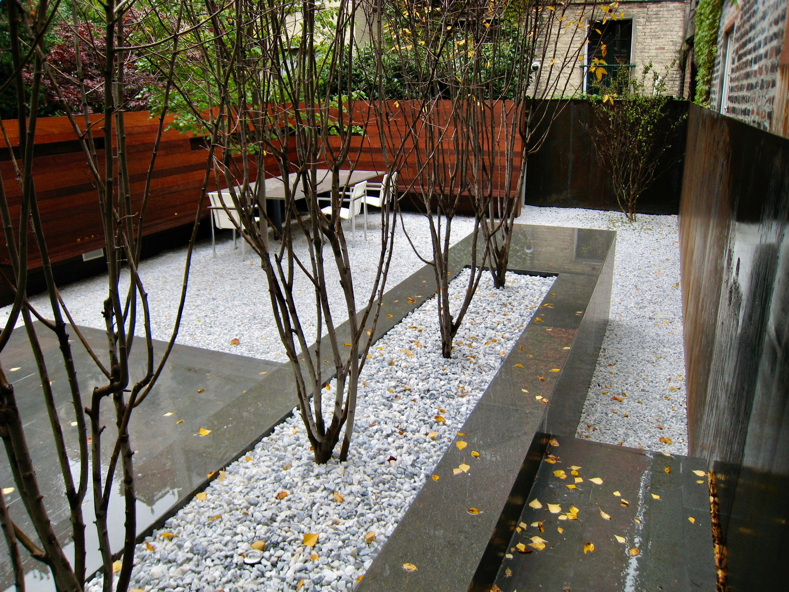 Washington Square Townhouse Garden