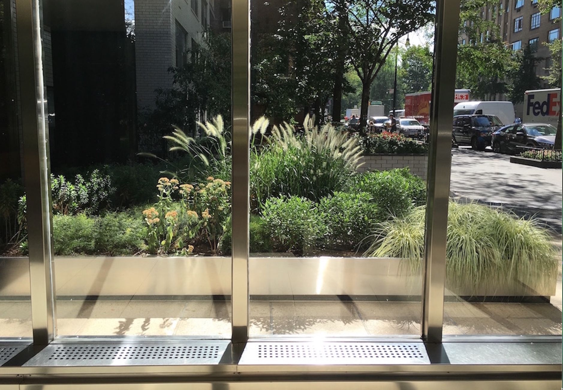 Mayfair Tower Entry Plaza