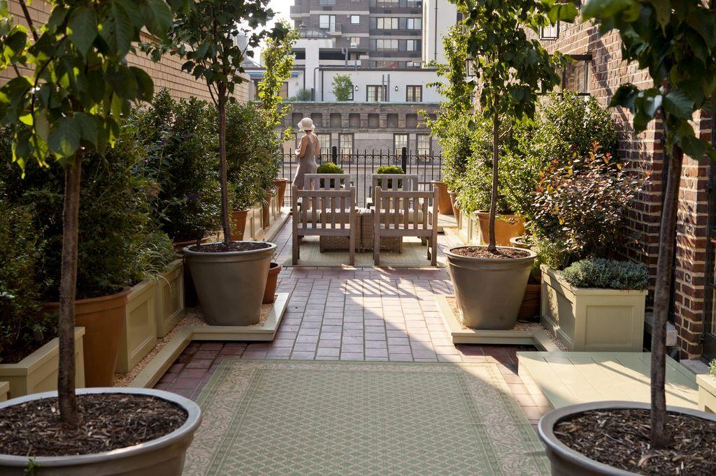 Park Avenue Terrace Garden