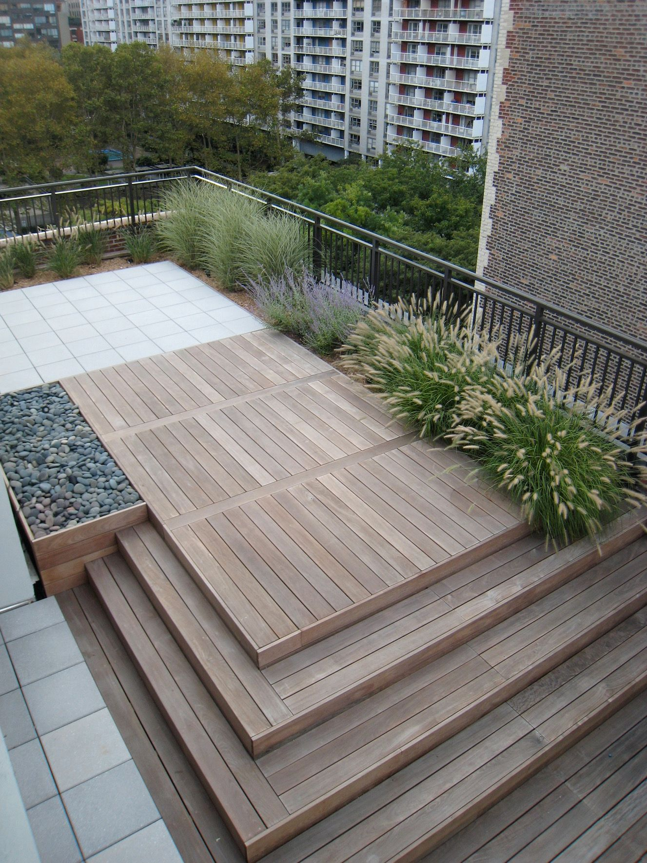 4 Gardens for 4 (NSEW) Clients - East Village