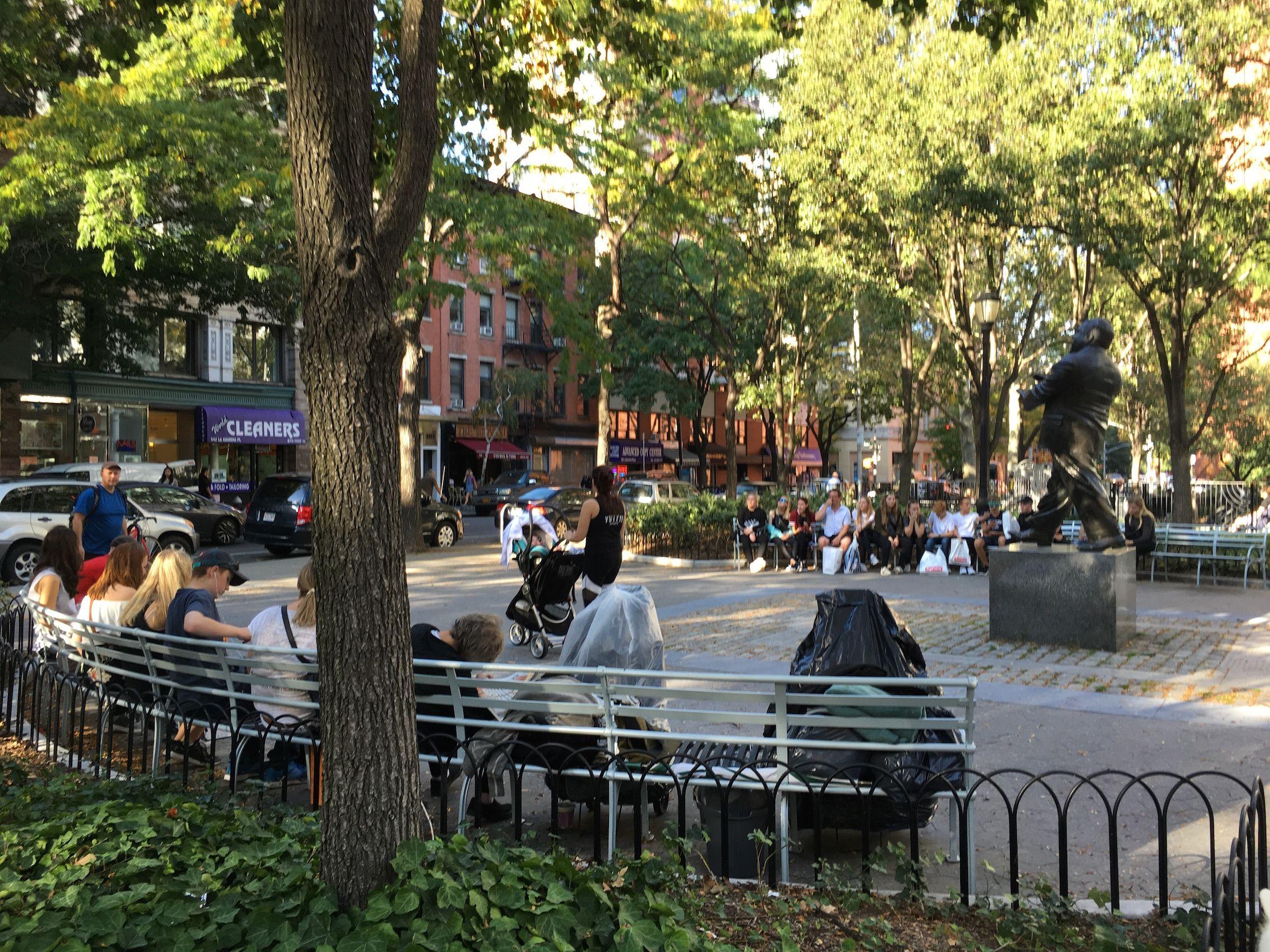 LaGuardia Place Landscape