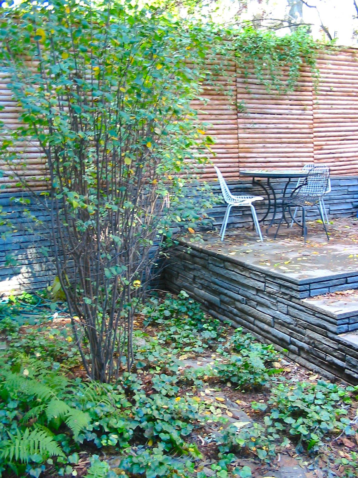 West Village Brownstone Garden