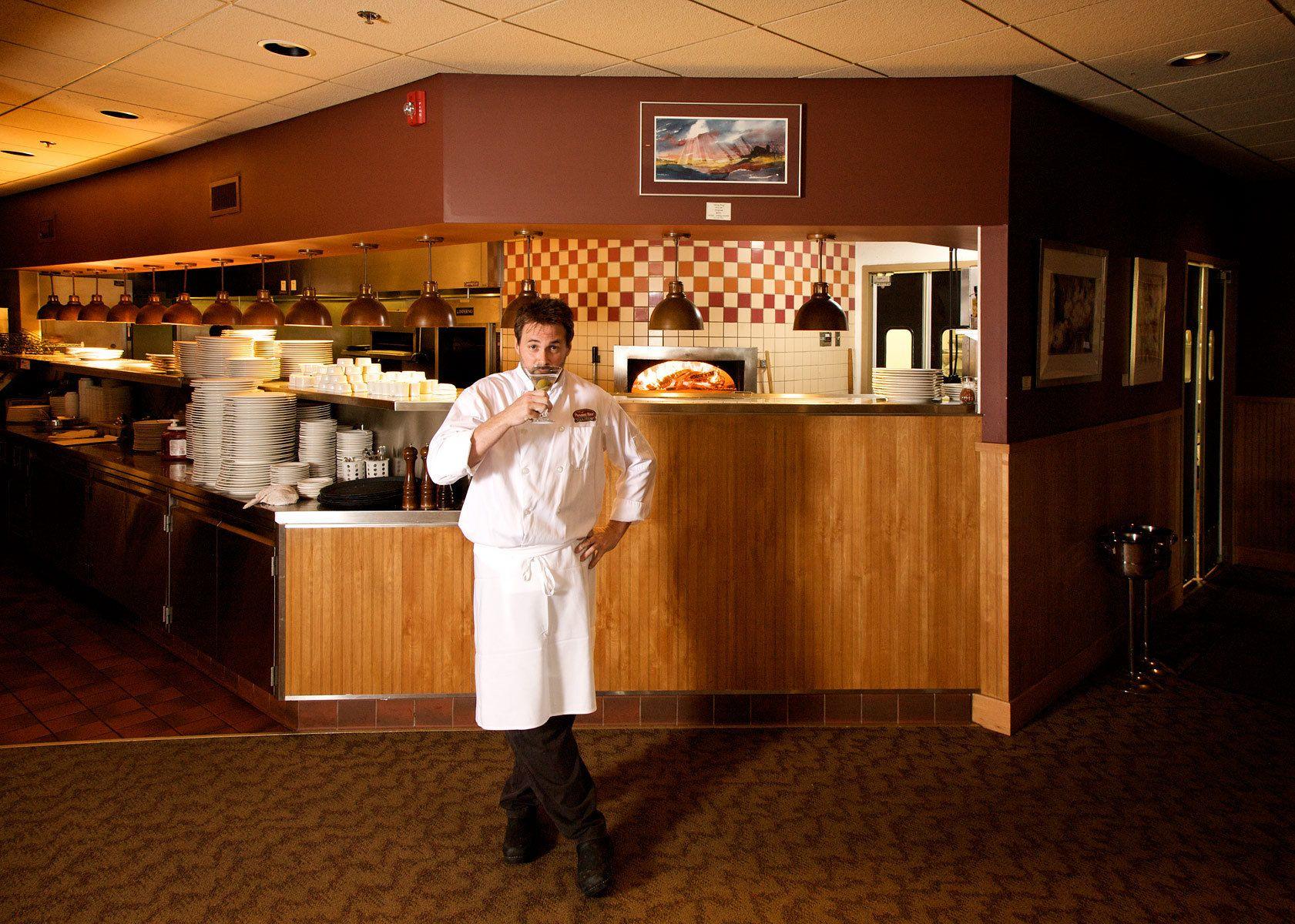 Chef Matt Annand, Prairie Bay Grill, Brainerd, MN