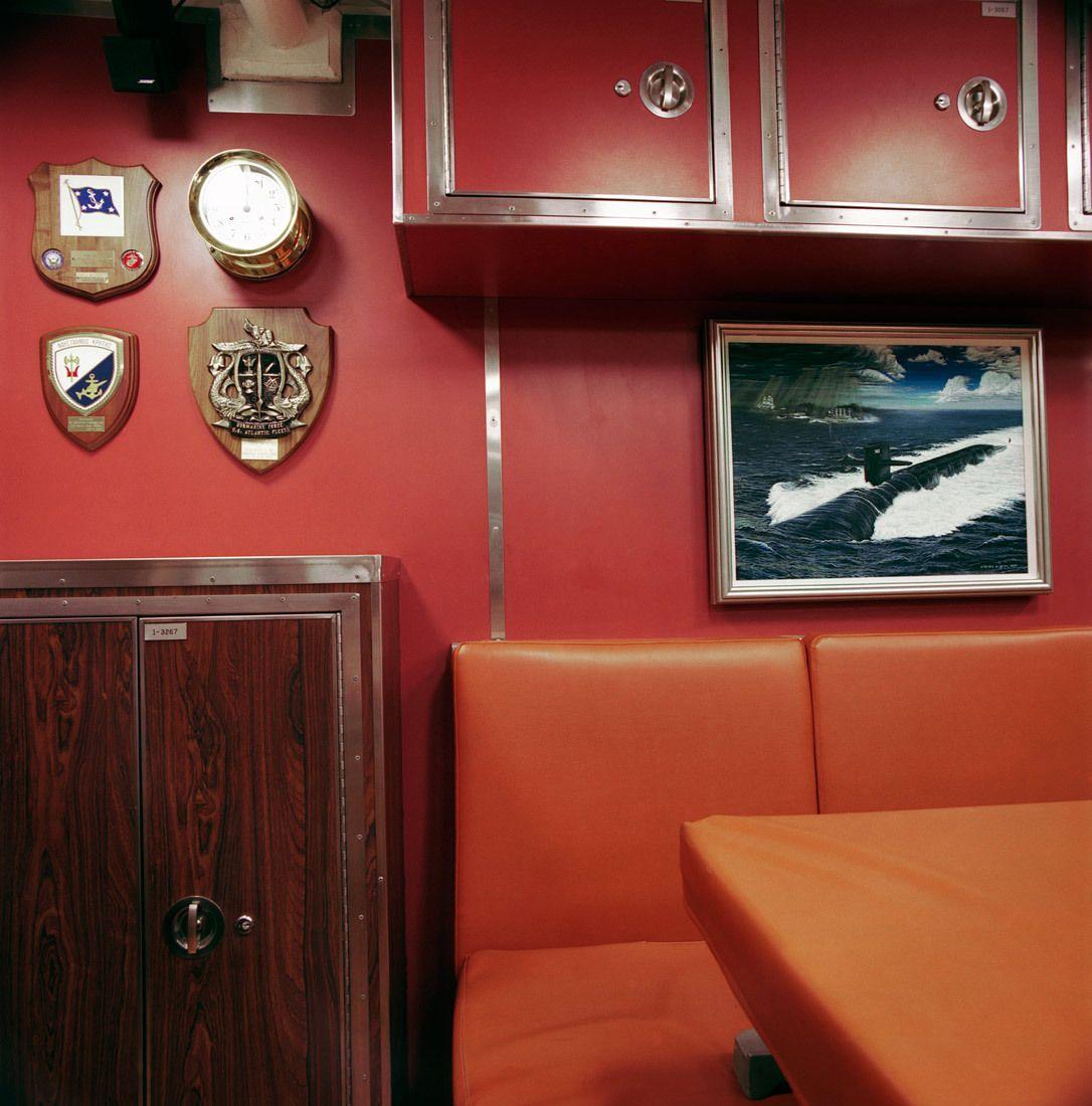 Officer's Dining Room