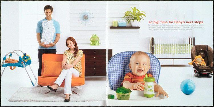 Target Baby Catalogue