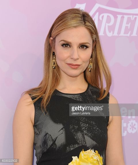 Cara Buono at the Pre SAG Awards Luncheon