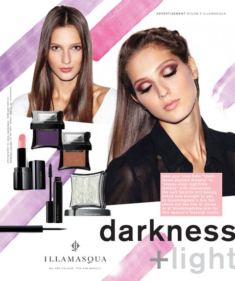 Nylon Illamasqua Advertorial