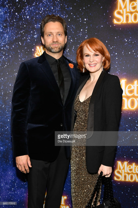 Kate Baldwin at the Meteor Shower Opening Night
