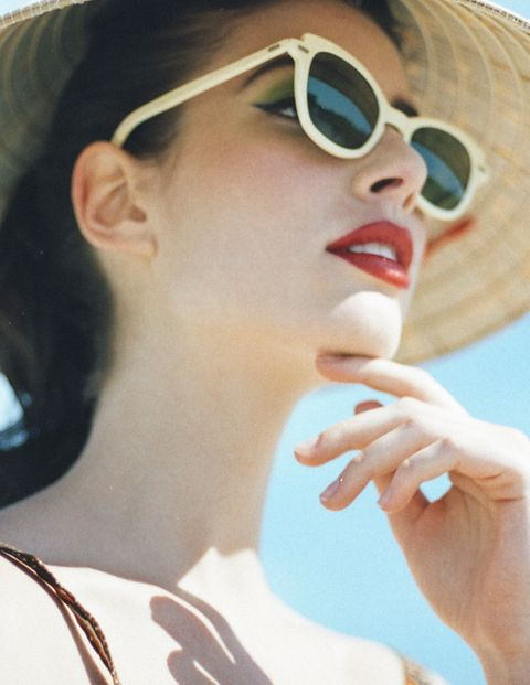 50's Beach Shoot