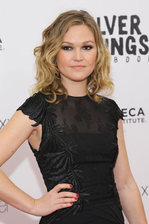 Julia Stiles at the Silver Linings Playbook Premiere