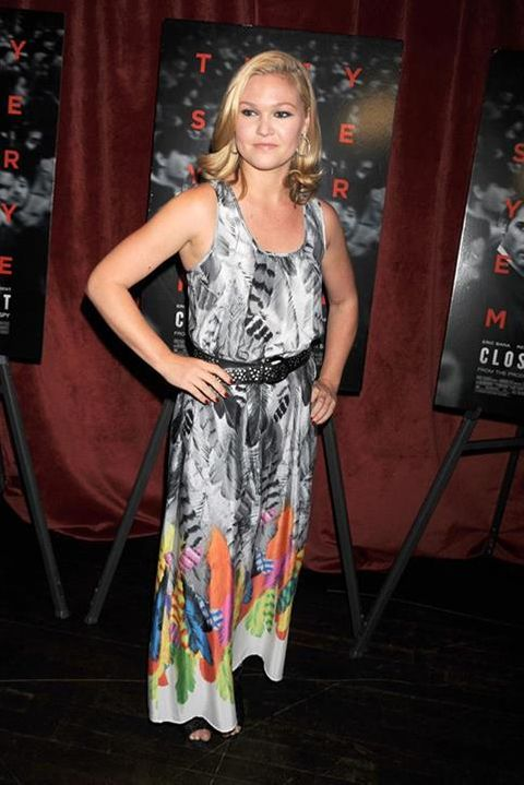 Julia Stiles at the Closed Circuit Premiere