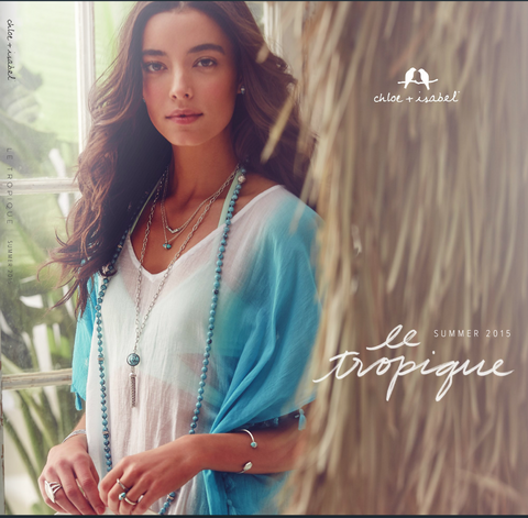 Chloe + Isabel Summer 2015 Campaign