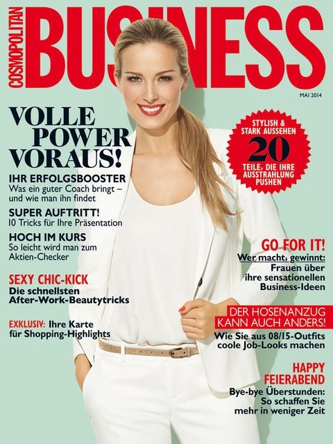 Cosmopolitan Germany Business Edition