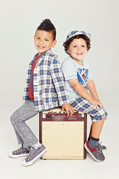 Fore! Axel and Hudson SS13