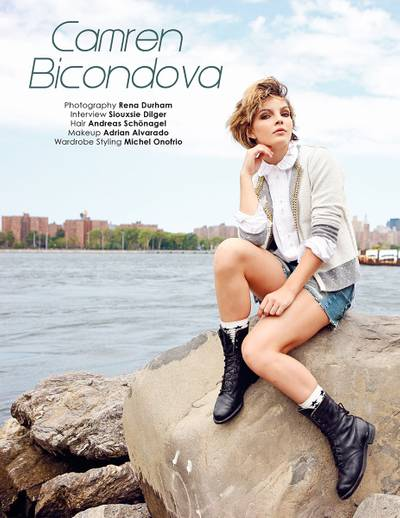 Camren Bicondova