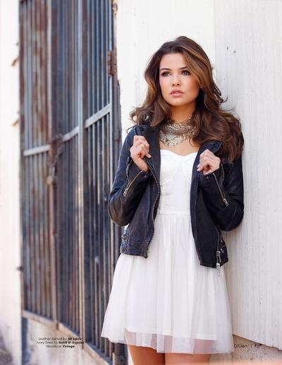 The Originals' Danielle Campbell