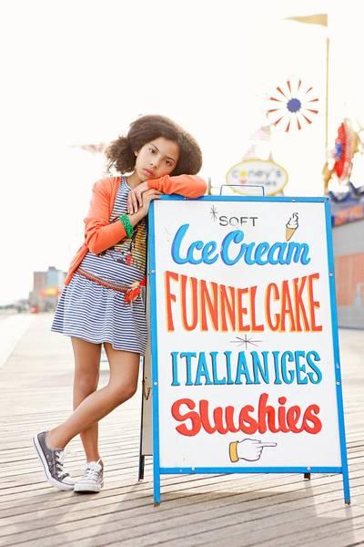 Babiekins Magazine - Coney Island Kids