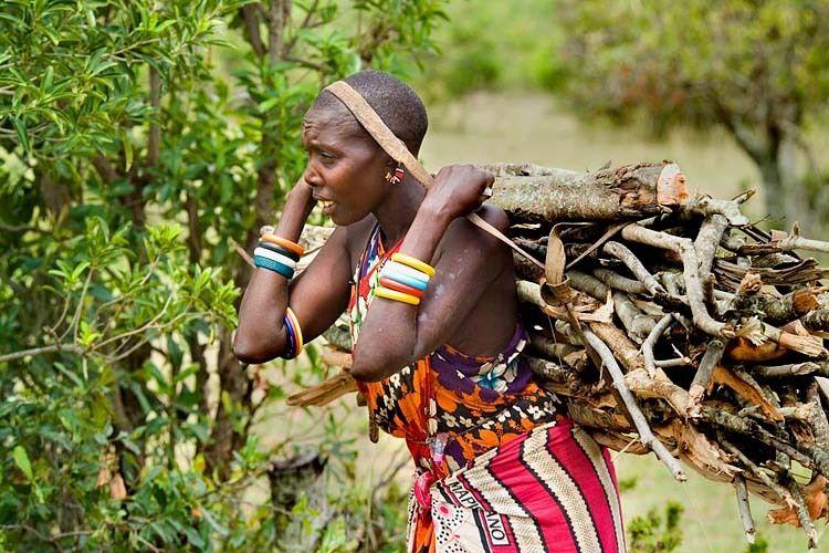 Maassai Firewood 1
